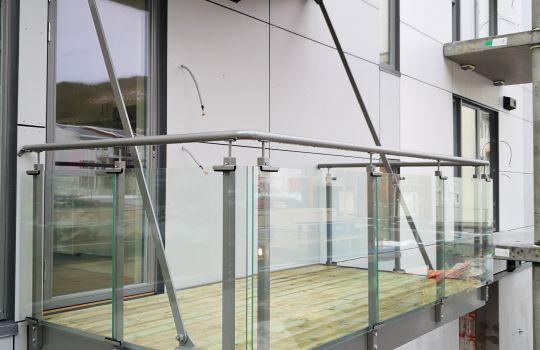 Jensvolldalen balconies