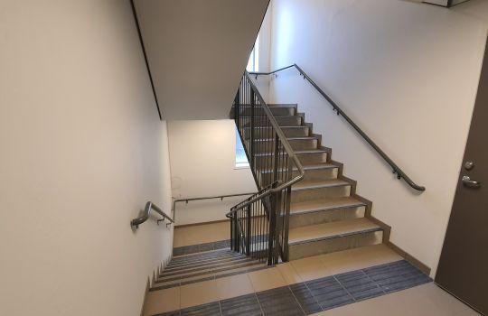 Jensvolldalen staircases